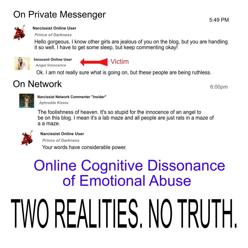 cognitive-dissociation